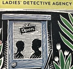 Macro Mondays - Crime (Prosecco Thyme) Tags: explore book author ladies detectives hmm crime macromondays macro