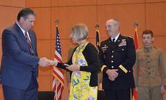 170326-Z-OU450-101 (North Carolina National Guard) Tags: northcarolinanationalguard worldwarone veterans spanishamericanwar veteranslegacyfoundation legacy medal