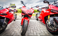 Panigale Fever (calumccampbell) Tags: motorbikes motorbike motorcycles bikes racing fast dealer dealership glasgow scotland superbike sports sportsbike supersports carbon carbonfibre hyperbike ducati panigale desmo desmosedici desmosedicirr rr 899 1299 1098 898 996 996r