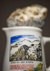 HMM | Glaze (Joaquim F. P.) Tags: joaquimfp macro macromondays souvenir glaciar glacier aneto glaze ceramic vase