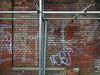 canterbury (maximorgana) Tags: scaffolding wall brick moss dirty trashbit canterbury