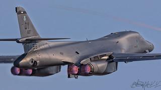 USAF Rockwell B1B Lancer 86-0127-4