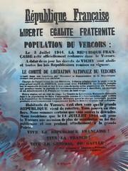 Graff in Grenoble - C215 (brigraff) Tags: streetart stencil pochoir grenoblestreetartfest festival grenoble c215 brigraff france république républiquefrançaise muséedelarésistanceetdeladéportation musée résistance déportation