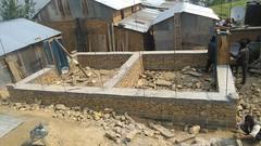 50 days on site training to produce new Masons, Model House (hrrp_im) Tags: helvetas hrrp nset baiyoghar ojt 50 days reconstruction
