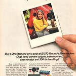 1979 Polaroid OneStep Camera Advertisement Time Magazine November 12 1979 thumbnail