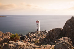 Capo Ferro (APINTUS) Tags: faro rocce mare costa lunga esposizione sardegna long exposure canon 70d fotografia photographer antonio pintus lighthouse