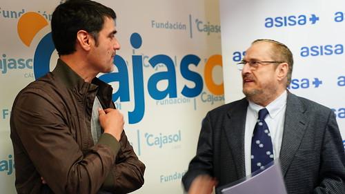 Aula de Salud sobre 'Fracturas dorsales en accidentes de tráfico' desde la Fundación Cajasol (Cádiz) (11)