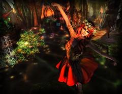 Land of many wonders (Anna_Angelica) Tags: fillingthecauldron fundraising elicioember secondlife sl artists garden