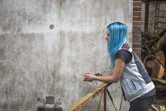 _MG_3339 (LennyW) Tags: urbex france girl blue hair city canon 5d 5 d mark 2 ii mk2 mkii 2880 28 80 f3556 f35 35 f56 56 usm electric model digital eos