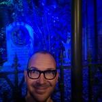 Selfie 3, Haunted Mansion, Walt Disney World, Orlando, Florida, USA thumbnail