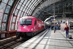 PKP Intercity 2017-04-09 (Michael Erhardsson) Tags: pkp intercity 2017 berlin hauptbahnhof tåg trains tyskland