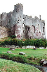 Wales.  September 3rd.-10th. 2000 (Cynthia of Harborough) Tags: 2000 architecture castles ruins