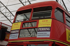 IMGP9110 (Steve Guess) Tags: cobham lbpt brooklands weybridge byfleet surrey england gb uk museum bus hym812 1812 london transport trolleybus but mccw q1