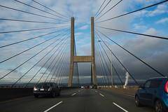 port mann bridge (n.a.) Tags: port mann bridge new westminster surrey bc vancouver canada suspension
