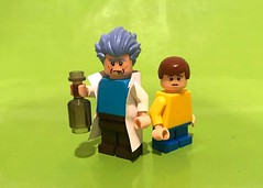 Rick & Morty (nadaworkshop) Tags: rick morty adultswim scifi
