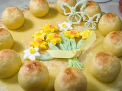 Simnel cake (James E. Petts) Tags: baking cake decorated decoration easter marzipan simnelcake