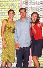 01ASVNE9 (antoniusbudyono10) Tags: 99 big bon breakfast breakfasts british brook competition credit find fullface fulllength johnny kelly launch launching le left me model mrs presenter right simon smiling tv vaughan