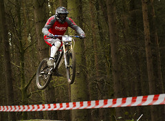 Downhill (joolst14) Tags: downhill mountainbikes racers danny hart decent hamsterley