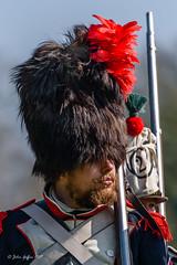 Ickworth Park 2017-7860 (johnboy!) Tags: ickworthpark ickworthhouse nationaltrust napoleonic 95thrifles april2017 battle reenactment napoleon