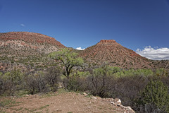 Verde Canyon, AZ 20 (Largeguy1) Tags: approved verdecanyon az blue sky clouds landscape canon 5d mark ii