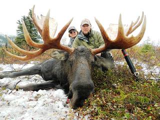 Alaska Dall Sheep Hunt & Moose Hunt 18
