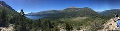 Argentina Pano (Kathy~) Tags: bariloche argentina panorama scape lakescape landscape fc