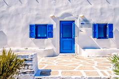 St John's, Paros (Kevin R Thornton) Tags: stjohn d90 nikon travel architecture greece monastiri mediterranean paros egeo gr