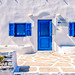 St John's, Paros
