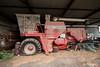 Massey 865 - Combine Harvester