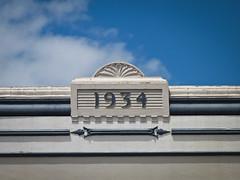 1934 (kimbar/Thanks for 2.5 million views!) Tags: 1934 artdeco building napier newzealand