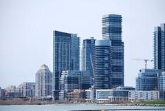 Toronto (Marcanadian) Tags: toronto ontario canada building spring architecture 2017 humber bay shores lake skyline