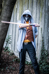 Hooded Sith-Jack (NONfinis) Tags: borderlands sakuracon2017 lightsabers crossplay sakuracon starwars andysenter sith cosplay washingtonstateconventioncenter wscc