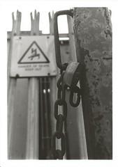 Chain Reaction. (Photographer Dave C) Tags: 35mm photography passion creative ilfordrc kodaktrx400