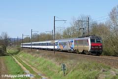 BB26048 sur train spécial Paris Rome vers Ambronay (philippedreyer1) Tags: