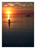 The Man and the Sea (kurtwolf303) Tags: föhr germany deutschland man person mann boat boot sea meer ocean sun sky sonne orange color sundown dusk abenddämmerung sonnenuntergang sunset reflection spiegelung silhouette kontrast contrast olympusem1 omd microfourthirds micro43 systemcamera mirrorlesscamera spiegellos unlimitedphotos water wasser clouds wolken interesting 250v10f topf25 topf50 500v20f mft kurtwolf303 topf75 topf100 800views 1000v40f 900views saariysqualitypicturesgallery topf150 1500v60f 2000views