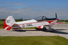 G-IVAL CAP 10B Ian Valentine (eigjb) Tags: ireland light plane airplane airport general aircraft aviation may cap spotting airfield aerobatic aerodrome kildare kilrush 2013 cp10 cap10b eikh gival 190513