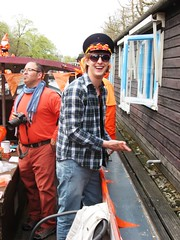 queens day 2013 amsterdam - j  (128) (mike opperman) Tags: jamesdean mikeopperman