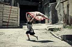 Salome (dfedor1963) Tags: street people girl dancing salome capture tbilisi