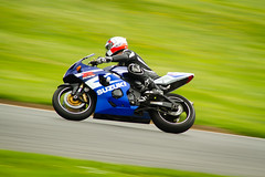 Suzuki GSXR at Brands Hatch (T_J_G) Tags: grass bike tarmac race speed fun kent motorbike suzuki msr gsxr trackday brandshatch