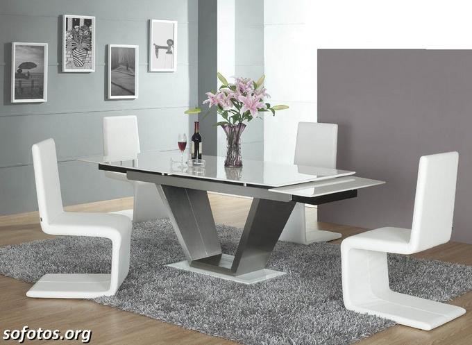 Salas de jantar decoradas (107)