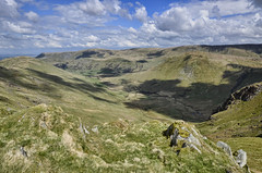 Bannerdale One (mjb868) Tags: mountains clouds walking landscape nationalpark scenery solitude lakes lakedistrict rocky trail cumbria fells mountaineering vista peaks tarn rugged rambling moorland d7000 mjb868