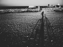 Autobiografia (ico's world) Tags: ombra bicicletta polignano