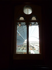 window, St. Pancras Hotel, N1 / NW1 (victorianlondon) Tags: window stpancrashotel n1nw1