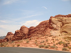 Valley of Fire (fundip) Tags: valleyoffire desert bare empty nevada canyon valley