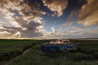Run Aground by Scott Baldock Photography