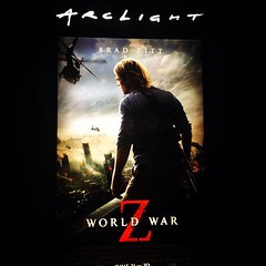 Watched #worldwarz with the bday girl @jrizzuh #myarclight #arclightcinemas (micoroan) Tags: square squareformat iphoneography instagramapp uploaded:by=instagram