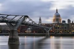 _MG_1460 St Pauls (lee.45) Tags: urban london thames architecture canon stpauls milleniumbridge theriverthames riverthames londonskyline canoneos400d gettyimagesartistpicks