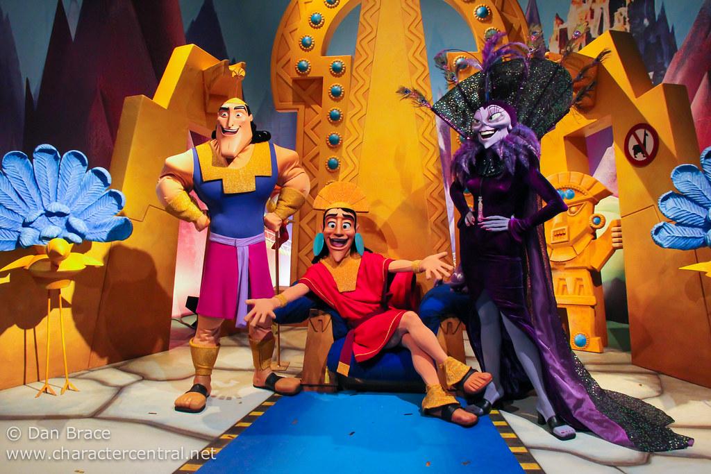 Disneys Atlantis The Villains: Halloween Goes Out With A Bang! (But Hello Christmas