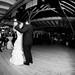 start of wedding dance