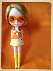 Crayola's new color: MOD Orange ;)